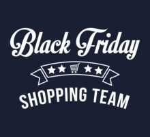 Black Friday Shopping Team by protos
