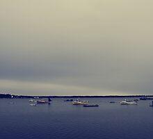 Prospect Harbor by lumiwa
