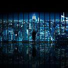 Window to Gotham City by Dominic Kamp