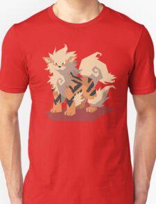 Cutout Arcanine T-Shirt