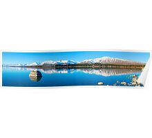 Lake Tekapo Panorama Poster