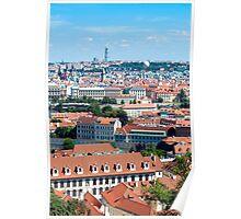 City of Prague. Poster