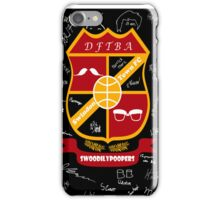 Swindon Town Swoodilypoopers Poster iPhone Case/Skin