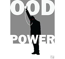 Ood Power Photographic Print