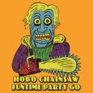 Hobo Chainsaw by jarhumor