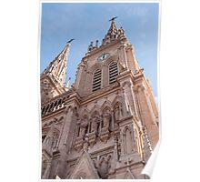 Lujan Basilica. Poster
