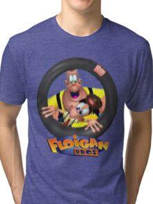 Floigan Bros. Tri-blend T-Shirt