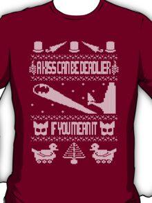 Batman Returns - Ugly Christmas Jumper T-Shirt