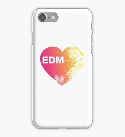 EDM Love iPhone Case/Skin