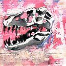 Tyrannosaurus Rex Skull by AaronBir