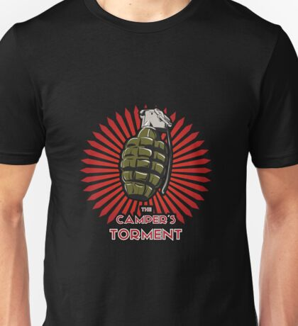 The Camper's Torment Unisex T-Shirt
