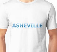 Asheville NC Unisex T-Shirt