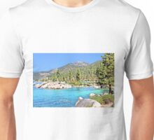 Secluded Cove on Lake Tahoe Unisex T-Shirt