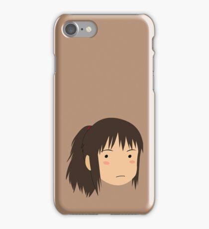 Spirited Away Chihiro iPhone Case/Skin