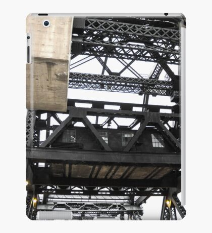 Third Street Bridge Vertical iPad Case/Skin