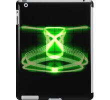 Oscilloscope Grasshopper iPad Case/Skin