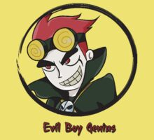 Jack Spicer Evil Boy Genius One Piece - Short Sleeve