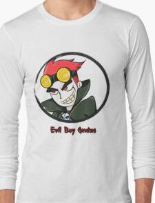 Jack Spicer Evil Boy Genius Long Sleeve T-Shirt