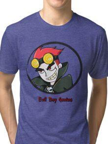 Jack Spicer Evil Boy Genius Tri-blend T-Shirt