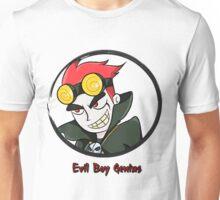 Jack Spicer Evil Boy Genius Unisex T-Shirt