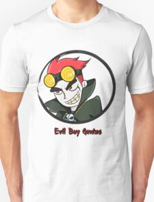 Jack Spicer Evil Boy Genius T-Shirt