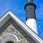 Fire Island Lighthouse by Ryan Mingin