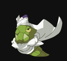 Metapod The Z Fighter by JustAnotherGuy