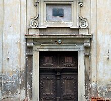 Old church door. by FER737NG