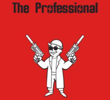 Vault Boy - The Professional Kids Tee