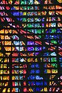Colourful Glass  by Carole-Anne