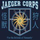Jaeger Corps by Konoko479