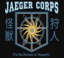 Jaeger Corps Kids Tee