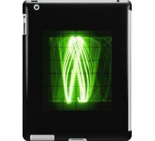 Oscilloscope Cocoon #1 iPad Case/Skin