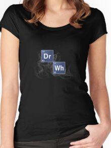 Breaking Doctor Women's Fitted Scoop T-Shirt