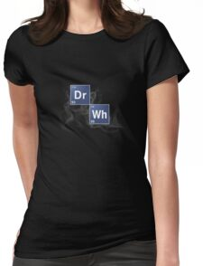 Breaking Doctor Womens Fitted T-Shirt