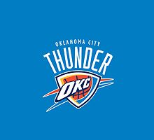 Oklahoma City Thunder by Tommy75