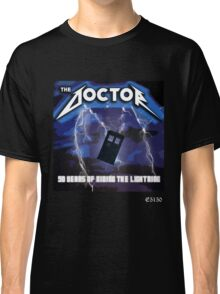 The Doctor is Metal Classic T-Shirt