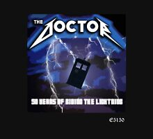 The Doctor is Metal T-Shirt