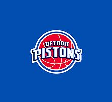 Detroit Pistons by Tommy75
