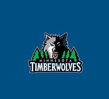 Minnesota Timberwolves by Tommy75