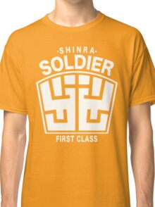Final Fantasy VII - SOLDIER First Class Logo Classic T-Shirt