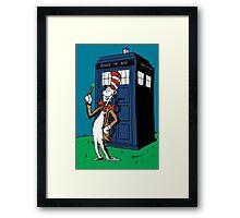 Doctor Wheuss Framed Print