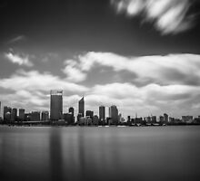 Perth at Noon by Peter Whitworth