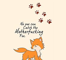 "Looking For Alaska - ""No One Can Catch the Motherfucking Fox"" John Green by charsheee"