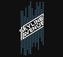 Official Skyline Avenue T-Shirt by skylineavenue