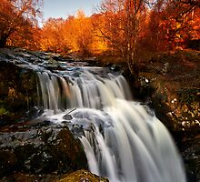 High Force, Ullswater by Jeanie