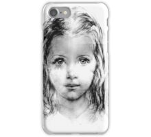 LITTLE ITALIAN GIRL COVER  iPhone Case/Skin