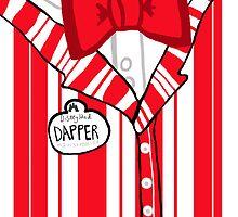 Dapper Dans - Red by ChandlerLasch