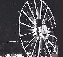 Mickey's Fun Wheel by ChandlerLasch