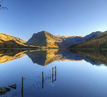 Buttermere by VoluntaryRanger